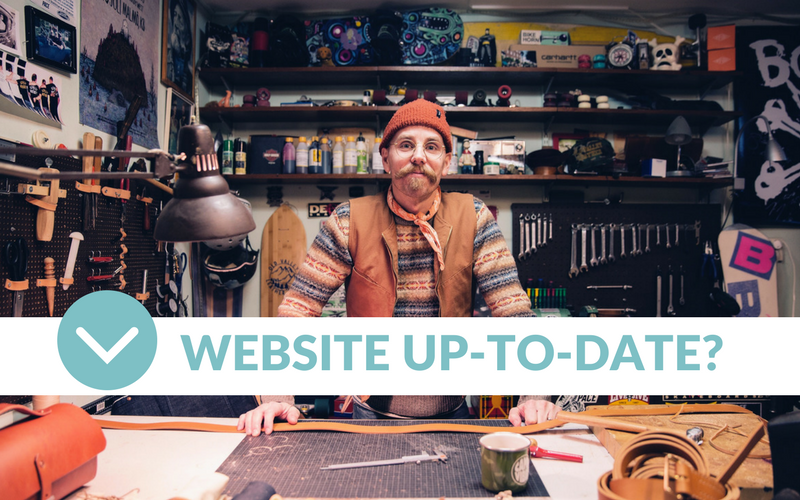 Houd je WordPress site up-to-date met ons stappenplan