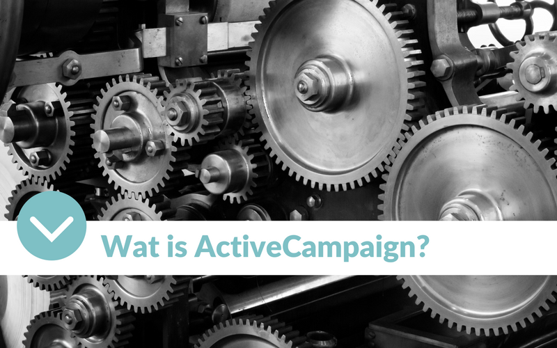 Wat is ActiveCampaign