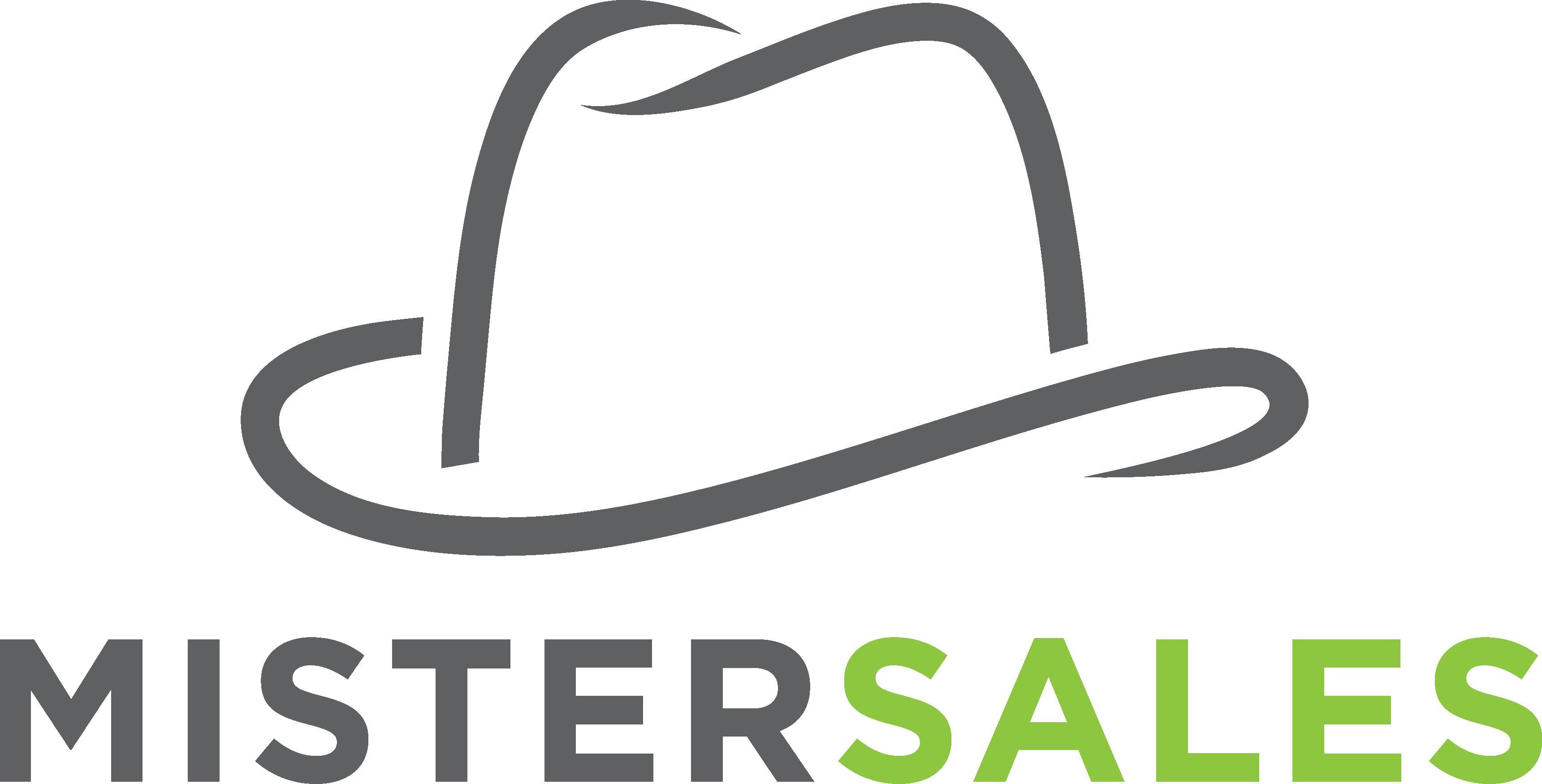 Mister sales logo